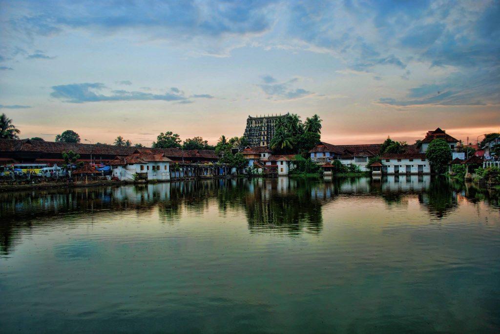 Kuil Padmanabhaswamy