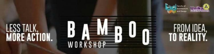 Bamboo workshop Unika