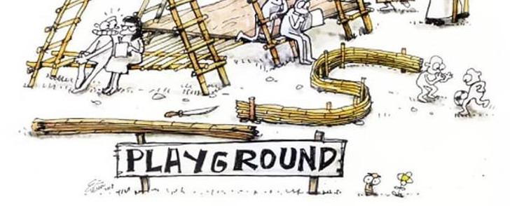 playground banner